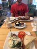 Olivia's Cafe Breakfast