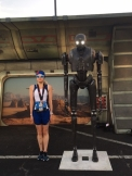 Who's the droid